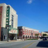Pitman Theatre, Gadsden, Alabama 10-18-2008, Гадсден