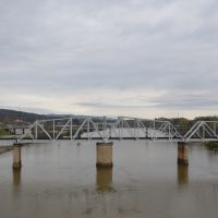 Alabama & Tennessee River Railway Bridge over Coosa River, Гадсден