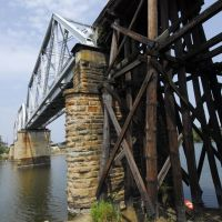 Coosa River Trestle Bridge, Гадсден