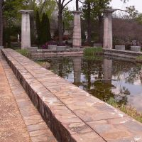 Temple of Hera, Jasmine Hill Gardens, Montgomery, Alabama, Голдвилл