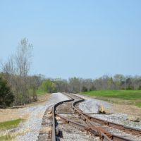CSX Industrial Spur, Голдвилл