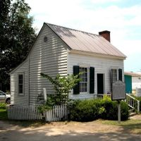 Creagh Law Office (circa 1834) at Grove Hill, AL, Гров Хилл
