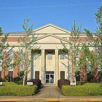 Alabama - Clarke County Courthouse, Гров Хилл