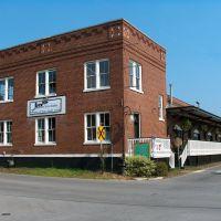Hartselle, AL L&N Freight Depot, Карбон Хилл