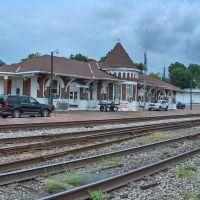 Tuscaloosa, AL Southern Rwy. Depot, Карбон Хилл