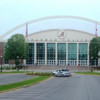 Coleman Coliseum, Карбон Хилл