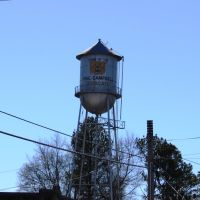 Phil Campbell Water Tower, Карбон Хилл