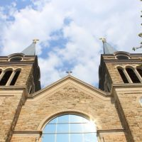 Sacred Heart Church - Built 1916, Карбон Хилл