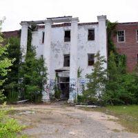 "Jemison Building aka ""Old Bryce"" near Tuscaloosa, Карбон Хилл"