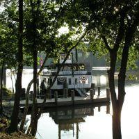 Tuscaloosa, Bama Belle - Port of Warrior River, Карбон Хилл