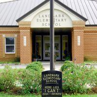 Landmark Elementary School, Кинси