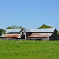 Old Barn, Кинси