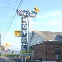 Bee Line Motel, NB photo, Кинси