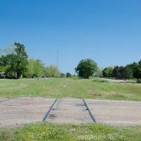 Louisville & Nashville Roadbed, Кинстон