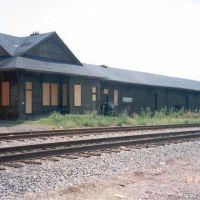 Clanton L&N Depot, Клантон
