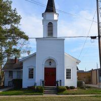 Trinity Episcopal, Клантон
