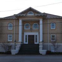 First United Methodist, Клантон