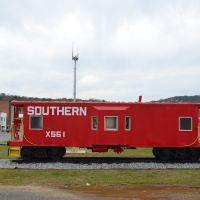 Southern Caboose X561, Коллинсвилл