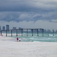 Panama City Beach from Rosemary Beach, Коттонвуд