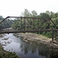 Abandoned Coles Bridge, Коттонвуд