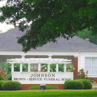 Johnson Brown Funeral Home, Ланетт