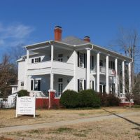 Atkinson House, Ланетт