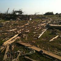 4/27/2011 Tornado Damage PG, Липскомб