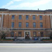 """Alabama - Jefferson County Courthouse - Bessemer """"Cutoff"""" Satellite, Липскомб"""