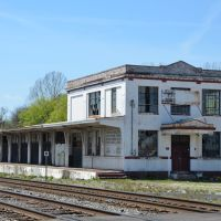 Alabama Great Southern Railroad Freight Depot, Липскомб