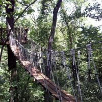 Crows Nest, Red Mountain Park, Homewood Alabama, Липскомб