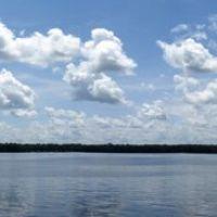 Lake Jackson In Florala, Alabama, Локхарт