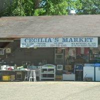 Cecillas Market, Луверн