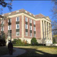 Munger Memorial Hall, Birmingham-Southern College, Мидфилд