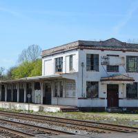 Alabama Great Southern Railroad Freight Depot, Мидфилд