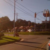 Hueytown McDonalds, Мидфилд