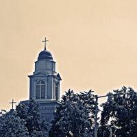 St Peters Catholic Church - Built 1852, Монтгомери