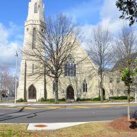 St. Johns Episcopal, Монтгомери