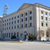 Old US Post Office, Монтгомери