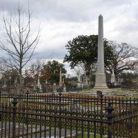 Old Oakwood Cemetery, Монтгомери