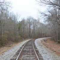 Autauga Northern Railroad, Моунтаинборо