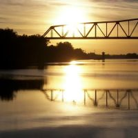 Bridge over the Warrior River, Нортпорт