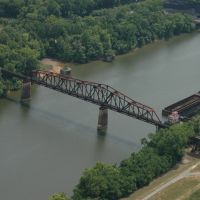 Railroad Bridge Downtown Tuscaloosa, Нортпорт