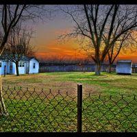 Tuscaloosa HDR Sunset, Нортпорт