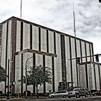 Tuscaloosa County Courthouse - Built 1964 - Tuscaloosa, AL, Нортпорт