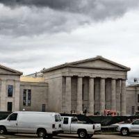 Tuscaloosa Federal Courthouse (Under Construction) - Finished 2011, Нортпорт