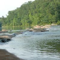 tallapoosa river N of lake martin 6/16/09, Нью-Сайт