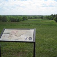 Looking toward the battle line, Нью-Сайт