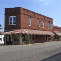 Downtown Shellman, Ньювилл