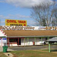 A Gift Shop near Waddells Mill, FL, Ньювилл