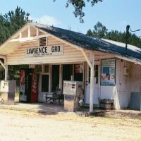 Lawrence grocery store, Two Egg, Florida (8-6-2006), Ньювилл